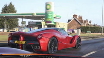 Paul Bailey's LaFerrari