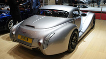 2015 Morgan Aero 8 at 2015 Geneva Motor Show