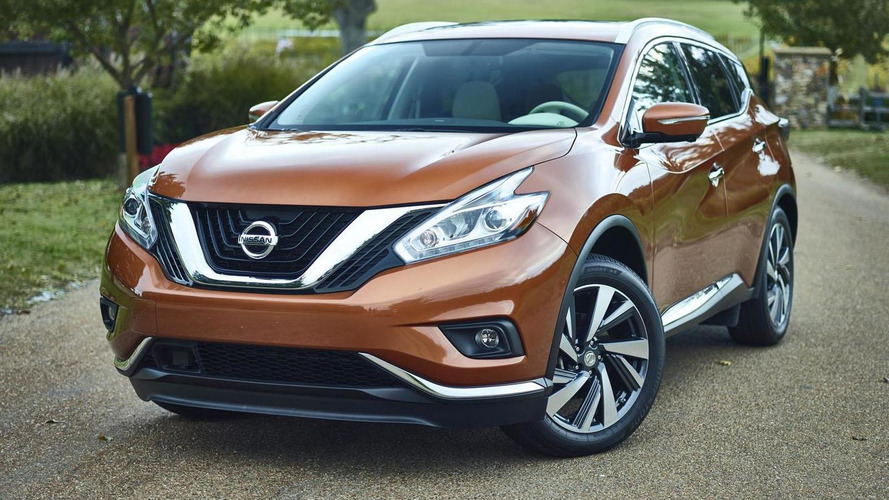 2015 Nissan Murano to be priced from $29,560