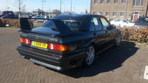 Classic Mercedes 190E EVO II spotted in the Netherlands