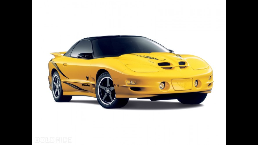 Pontiac Firebird Trans Am Edition