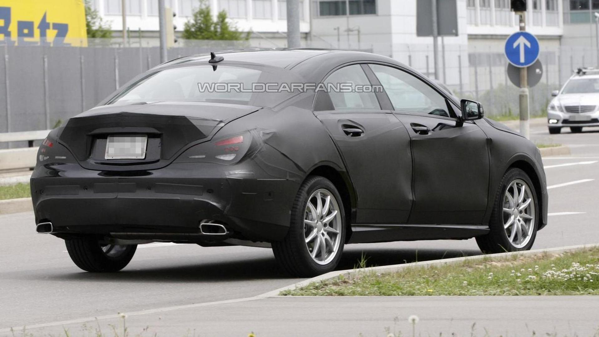 Mercedes CLA to debut in Detroit