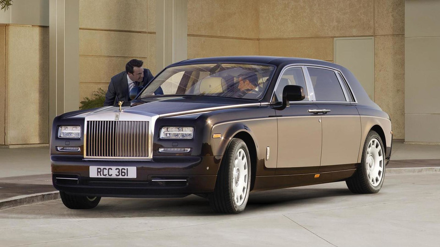 New Rolls-Royce Phantom coming in 2016 - report