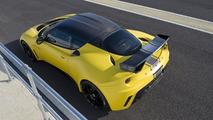 Lotus Evora GTE Formula 1 inspired special edition announced for Geneva