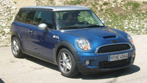 MINI SUV Spy Photos