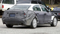 Hyundai Genesis Spy Photos