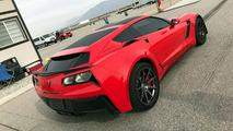 La Corvette C7 Aerowagen se montre pour la première fois !