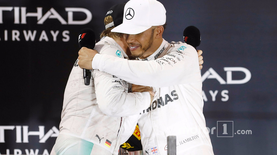 Hamilton insists he did nothing unfair in Rosberg battle