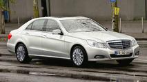 Mercedes E-Class Spy Video