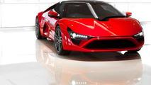 DC Design Avanti supercar, 1300, 05.01.2012