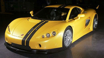 Ascari World Debut of the 625bhp A10