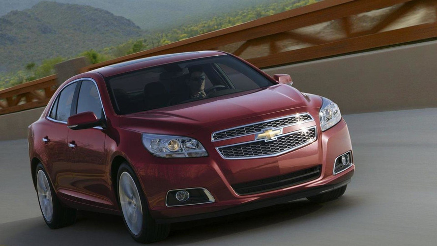 Chevrolet to introduce Spark facelift, Orlando Turbo & Malibu Diesel in Paris