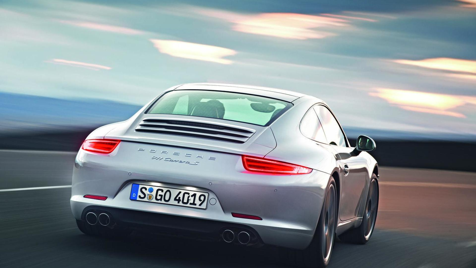 2012 Porsche 911's 7-speed manual gearbox explained [video]
