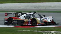 #1 DC Racing Ligier JSP3: David Cheng, Ho-Pin Tung, Thomas Laurent