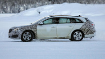 2013 Opel Insignia Sports Tourer facelift spy photo 14.2.2013