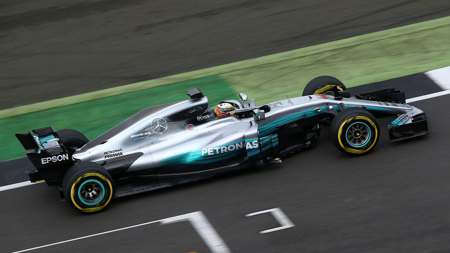 Mercedes officially launches W08, its 2017 F1 challenger