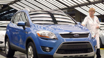 Ford Kuga production start