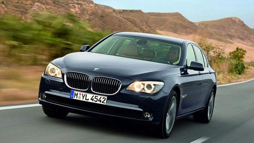 2009 BMW 7-Series U.S. Pricing Announced