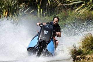 Gibbs Quadski Has Evolved into an Amphibious Bike, Trike, and UTV