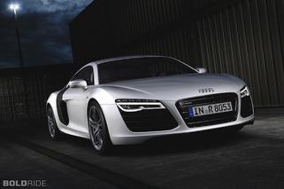 2015 Audi R8: Lighter, Meaner, Faster