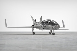Silicon Valley's New Private Plane of Choice Just Secured $50 Million in Pre-Orders [UPDATE]
