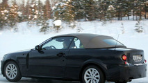 BMW 1-Series Cabrio Spy Photos