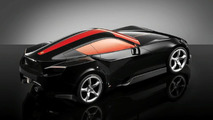 Ferrari Daytona posterior