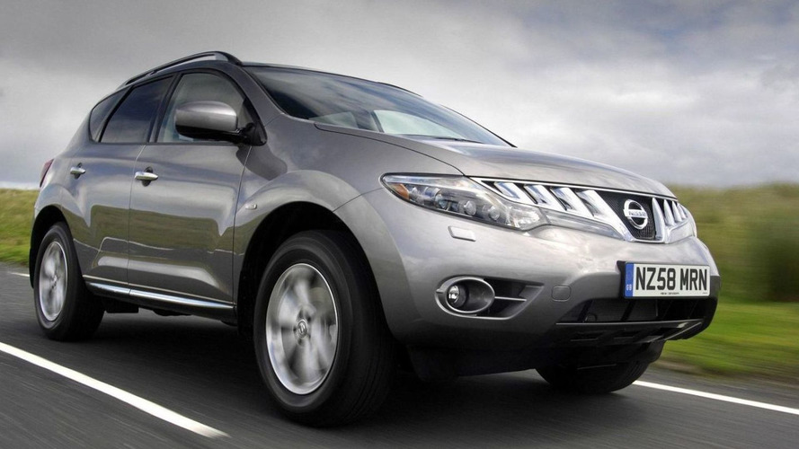 Nissan Murano Gets Diesel Engine in UK