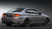 BMW 5-Series F10 Prior Design aerodynamic-kit preview