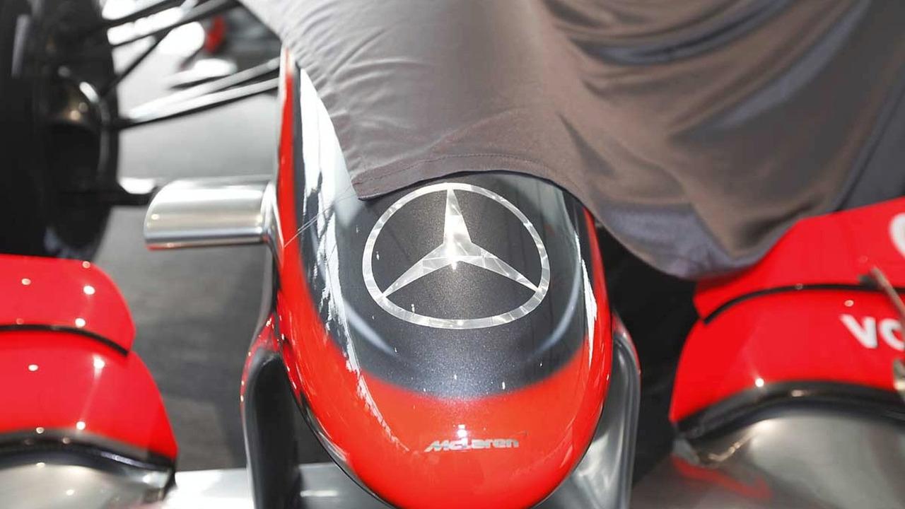 Mclaren F1 unveiling