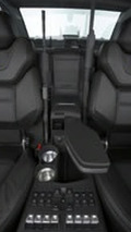 Carbon Motors E7 Cop Car