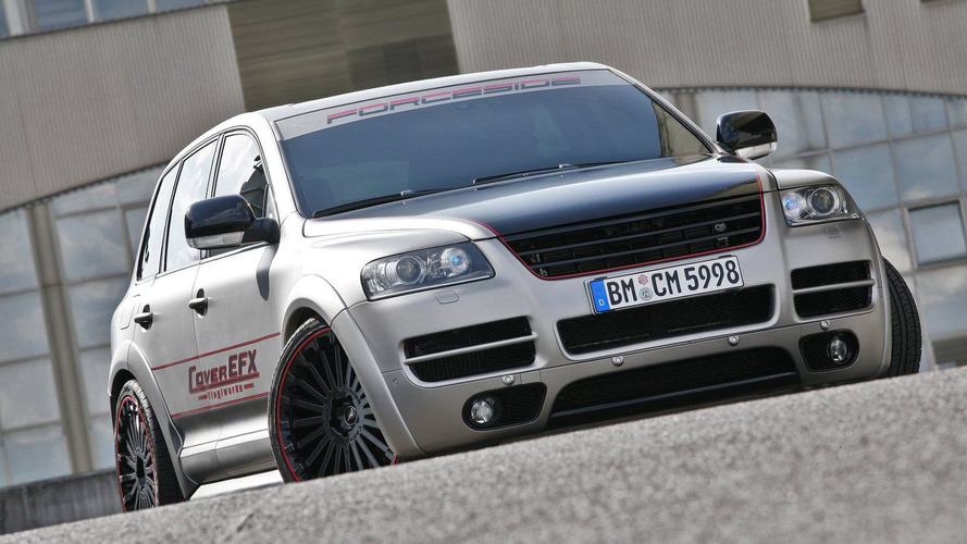 VW Touareg W12 Sport Edition with 500 PS by CoverEFX