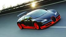 Bugatti developing a 1,600 HP Veyron Super - report