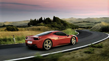 Ferrari 458 Italia engine assembly [video]