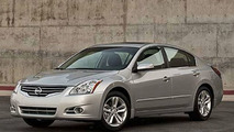 2010 Nissan Altima Photo Leaked Amidst Recall