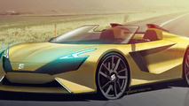 Seat intern envisions Roadster concept