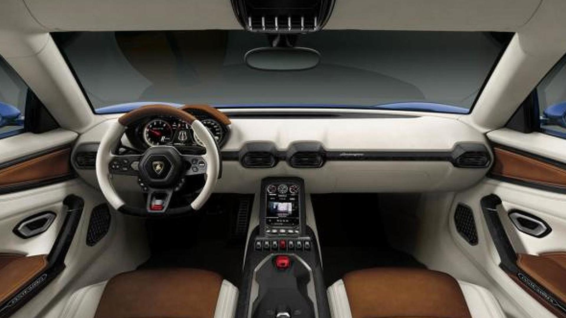 Lamborghini Asterion concept roars to life [video]