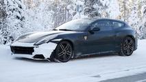 2016 Ferrari FF spy photo