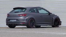 JE Design introduces a new wide body kit for the SEAT Leon Cupra