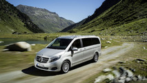 Mercedes V 250 BlueTEC 4MATIC announced, will debut in Paris