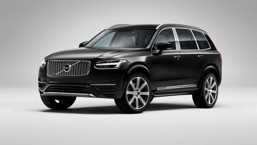 Luxurious Volvo XC90 Excellence revealed with two individual rear seats