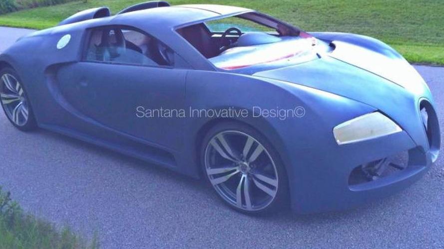 Pontiac GTO-based Bugatti Veyron replica listed on eBay at 115,000 USD