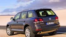 New VW Touareg Facelift