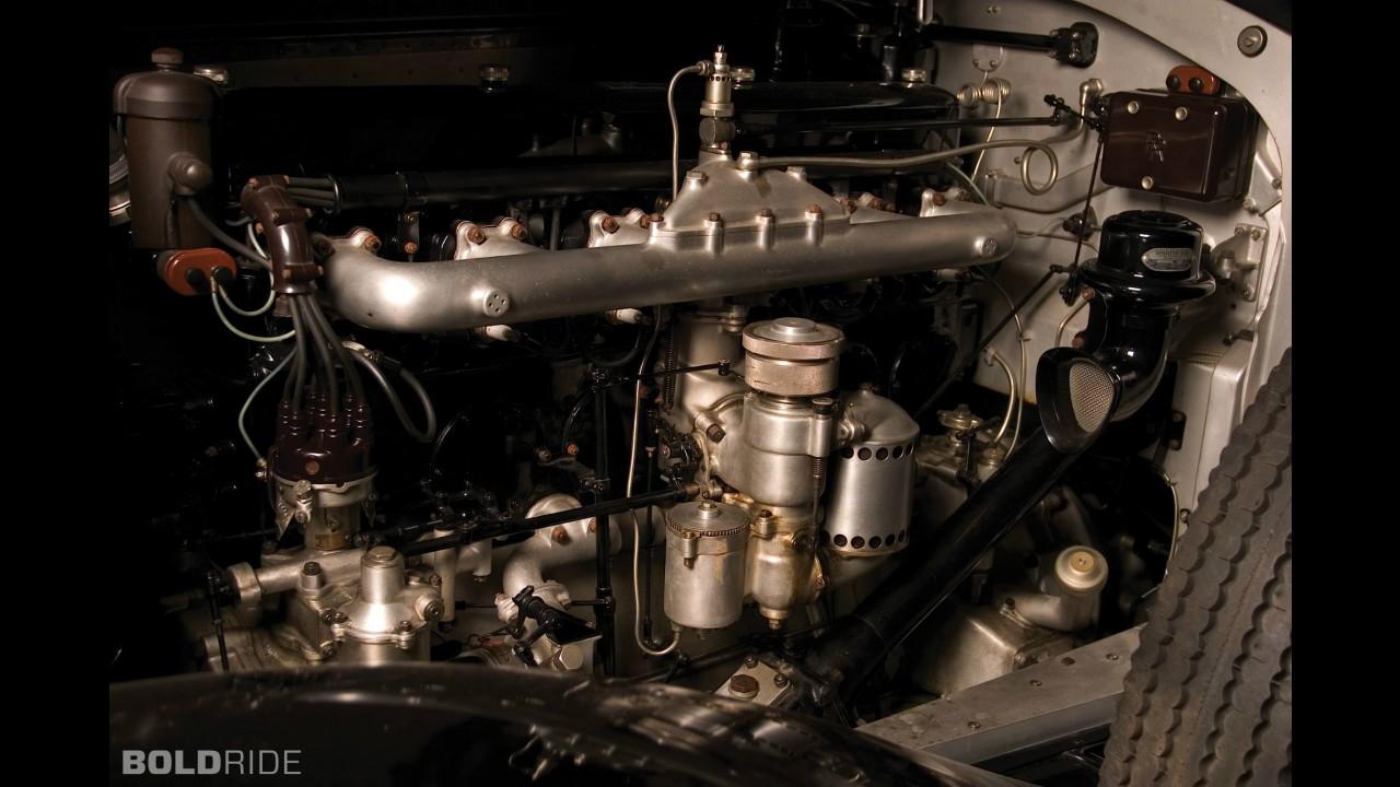 Rolls-Royce Phantom II Newmarket Sport Sedan