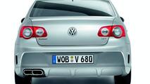 New VW Passat Aerodynamic Package