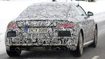 Audi TT-S spy photo