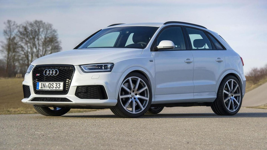 MTM tuned Audi RS Q3 headed to Geneva with 424 HP