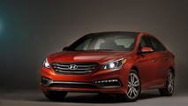 Hyundai already working on a facelifted Sonata, will have more distinctive styling
