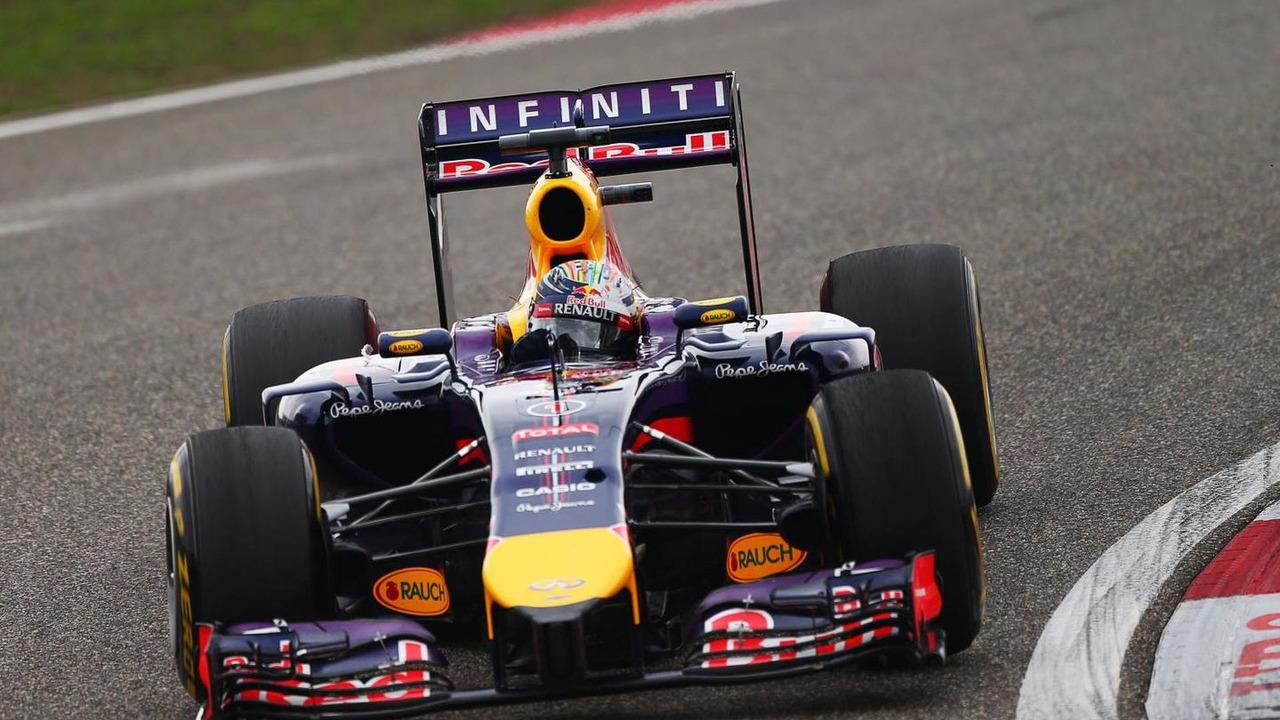 Sebastian Vettel (GER), 20.04.2014, Chinese Grand Prix, Shanghai / XPB
