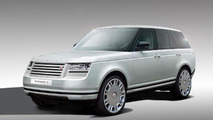 The Alcraft Motor Company unveils their Range Rover design study